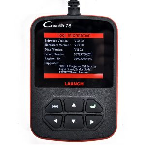 Launch Creader 7S Handheld Diagnostic Tool OBD2 South Africa. www.diatek.co.za